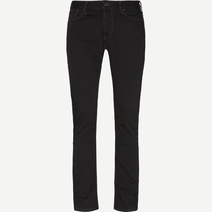 J06 Jeans - Jeans - Slim - Sort