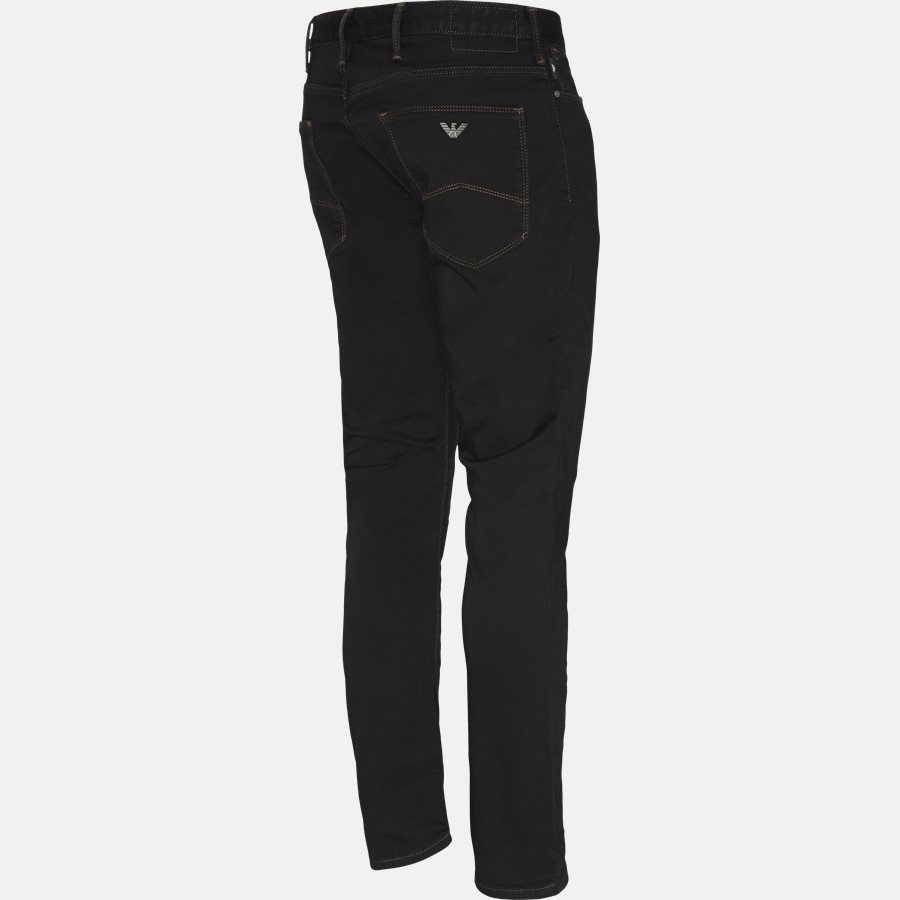 3G1J06 1D0PZ - J06 Jeans - Jeans - Slim - SORT - 3