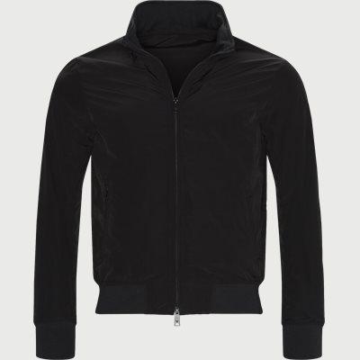 Blouson Jacket Regular | Blouson Jacket | Sort