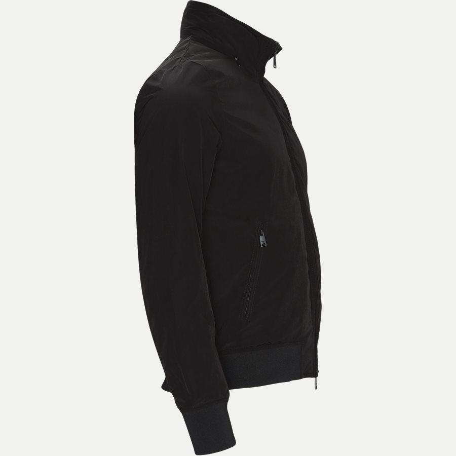 8N1B53 1NKRZ - Blouson Jacket - Jakker - Regular - SORT - 4