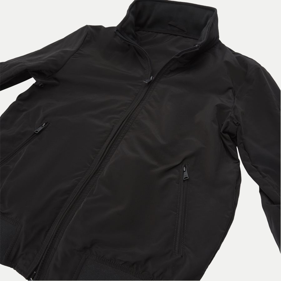 8N1B53 1NKRZ - Blouson Jacket - Jakker - Regular - SORT - 6