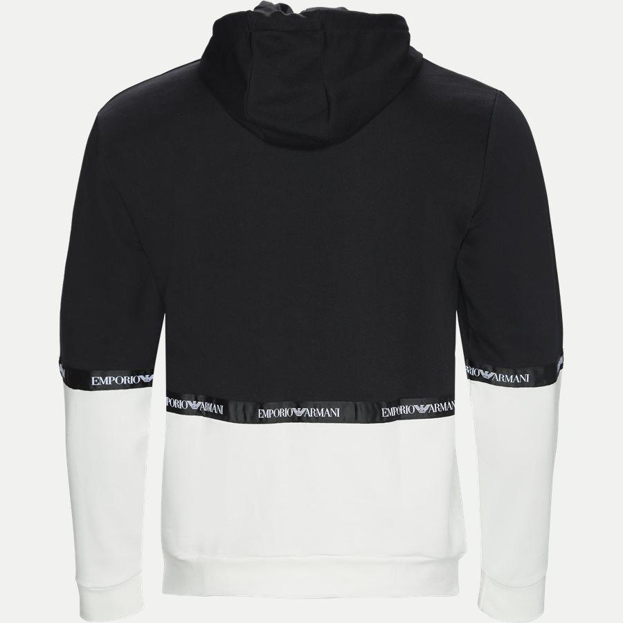 3G1M62 1J07Z - Sweatshirt Med Hætte - Sweatshirts - Regular - SORT - 2