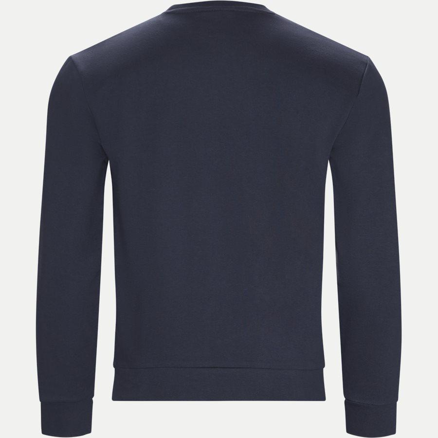 3G1M67 1J07Z - Crew Neck Sweatshirt - Sweatshirts - Regular - BLÅ - 2