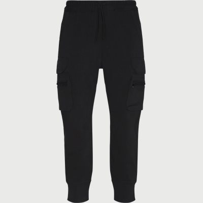 Trouser Sweatpant Regular | Trouser Sweatpant | Sort