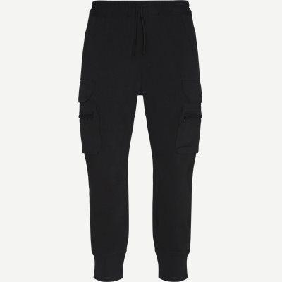Trouser Sweatpant Regular | Trouser Sweatpant | Sort