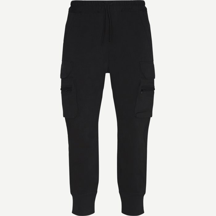 Trouser Sweatpant - Bukser - Regular - Sort