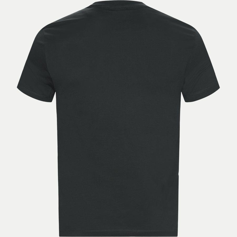 3G1T94 1J30Z - Crew Neck T-shirt - T-shirts - Regular - GRØN - 2