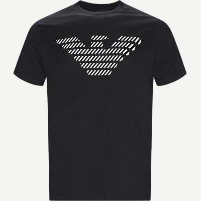 Crew Neck T-shirt Regular   Crew Neck T-shirt   Sort