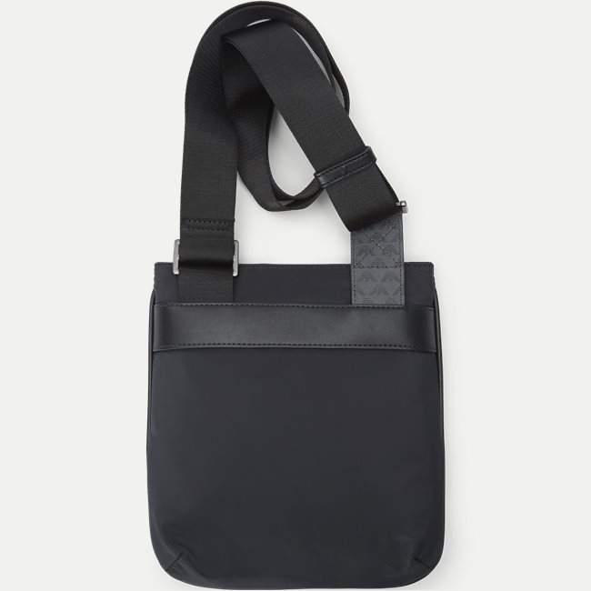 Flat Messenger Bag