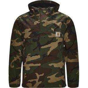 Nimbus Pullover Regular fit | Nimbus Pullover | Army