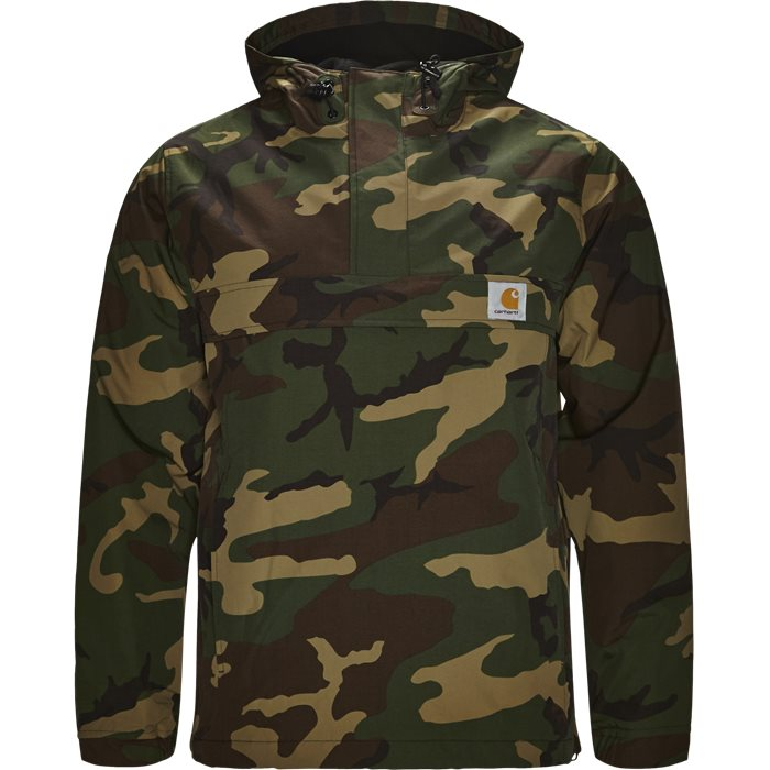 Nimbus Pullover - Jakker - Regular fit - Army