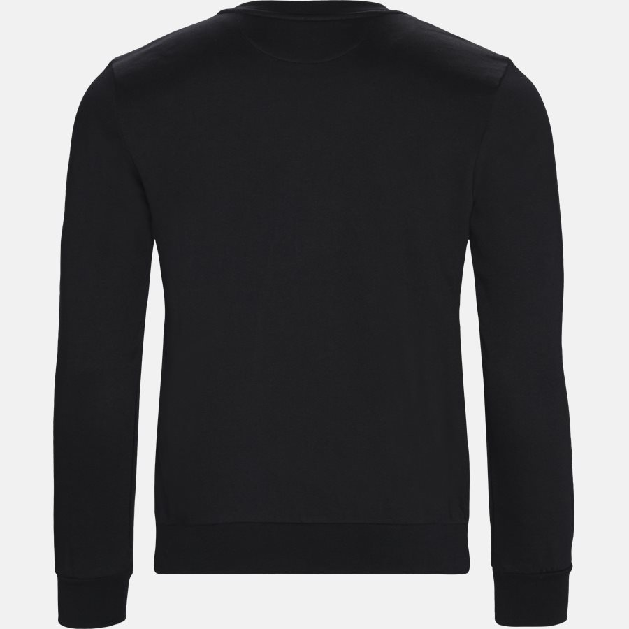 302S2 A00347 - Sweatshirt  - Sweatshirts - Regular fit - BLACK - 2