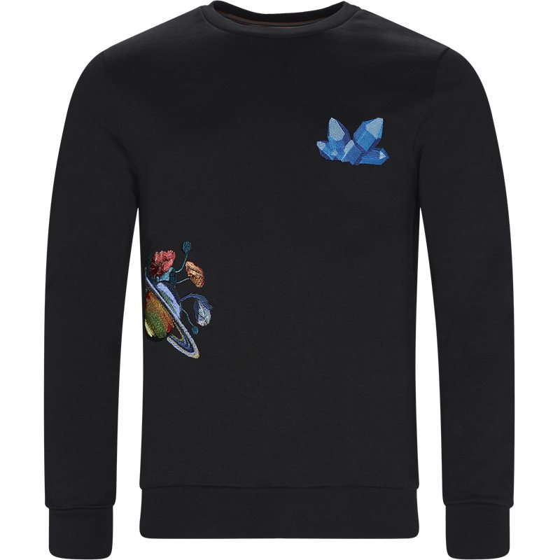 Billede af Paul Smith Main 302S1 A00347 Sweatshirts Black