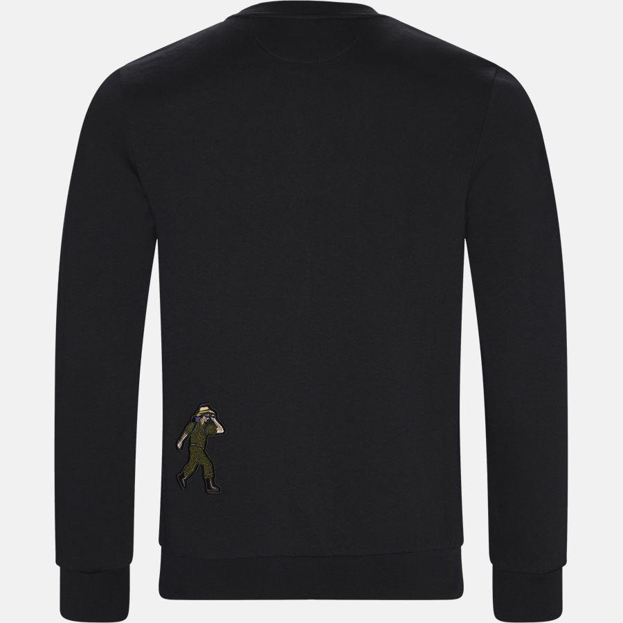 302S1 A00347 - Sweatshirts - BLACK - 2