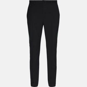 Regular slim fit | Trousers | Green