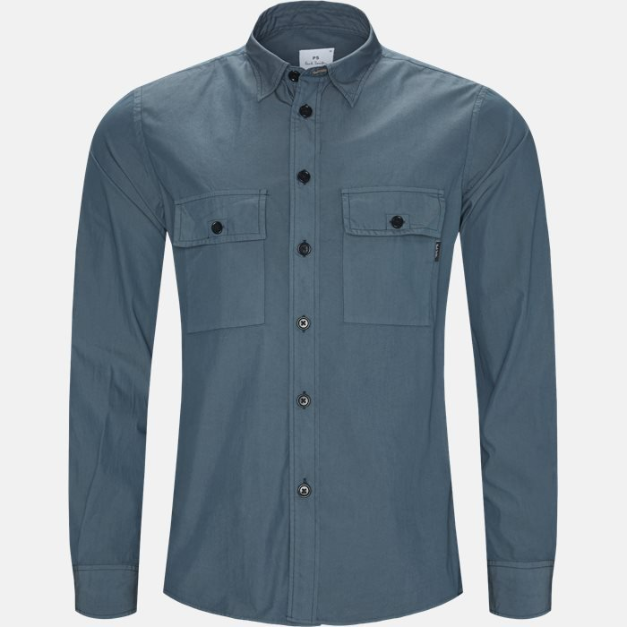Shirts - Casual fit - Blue