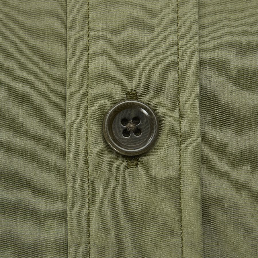 157T A20251 - Skjorter - Casual fit - OLIVE - 5