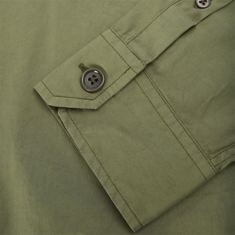 157T A20251 - Skjorter - Casual fit - OLIVE - 7
