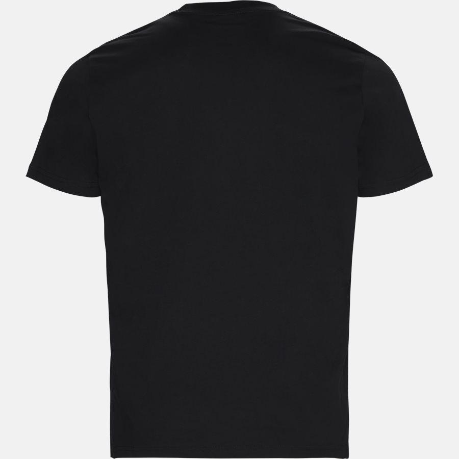 11R P1061 - T-shirts - Regular fit - BLACK - 2