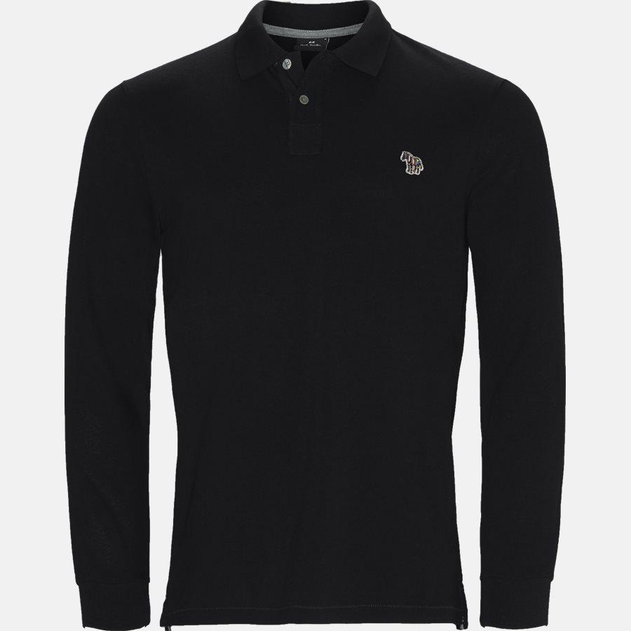 115L AZEBRA - T-shirts - Regular fit - BLACK - 1