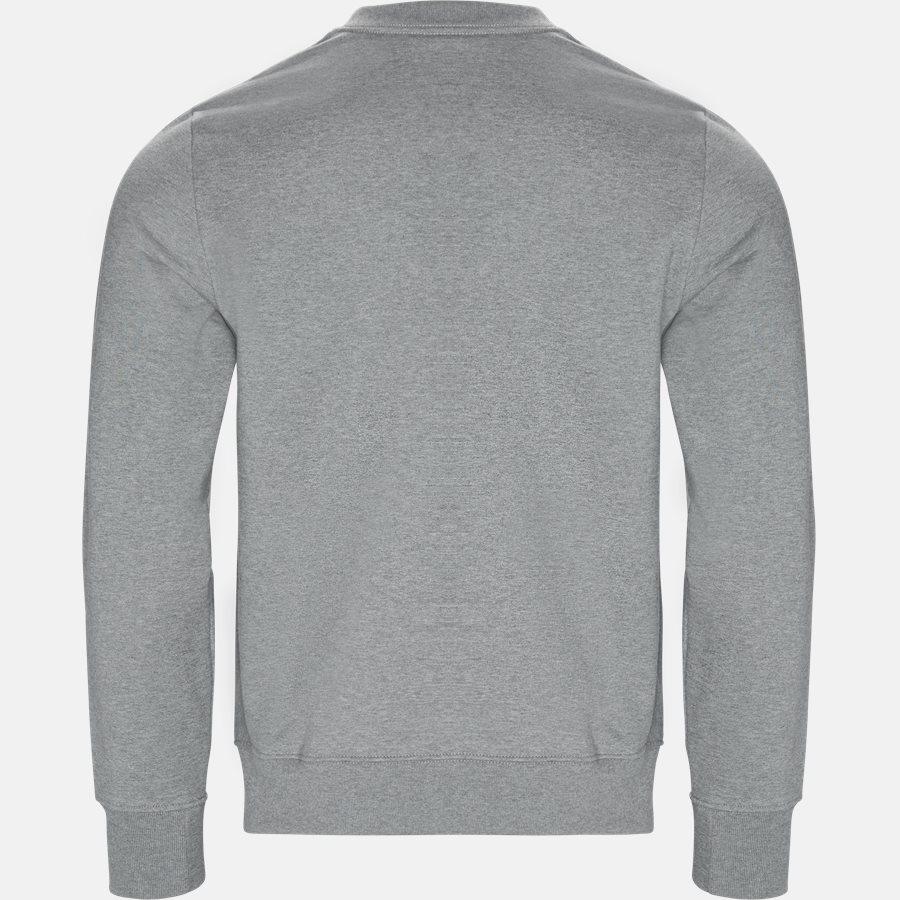 27R P1059 - Sweatshirt  - Sweatshirts - Regular fit - GREY - 2