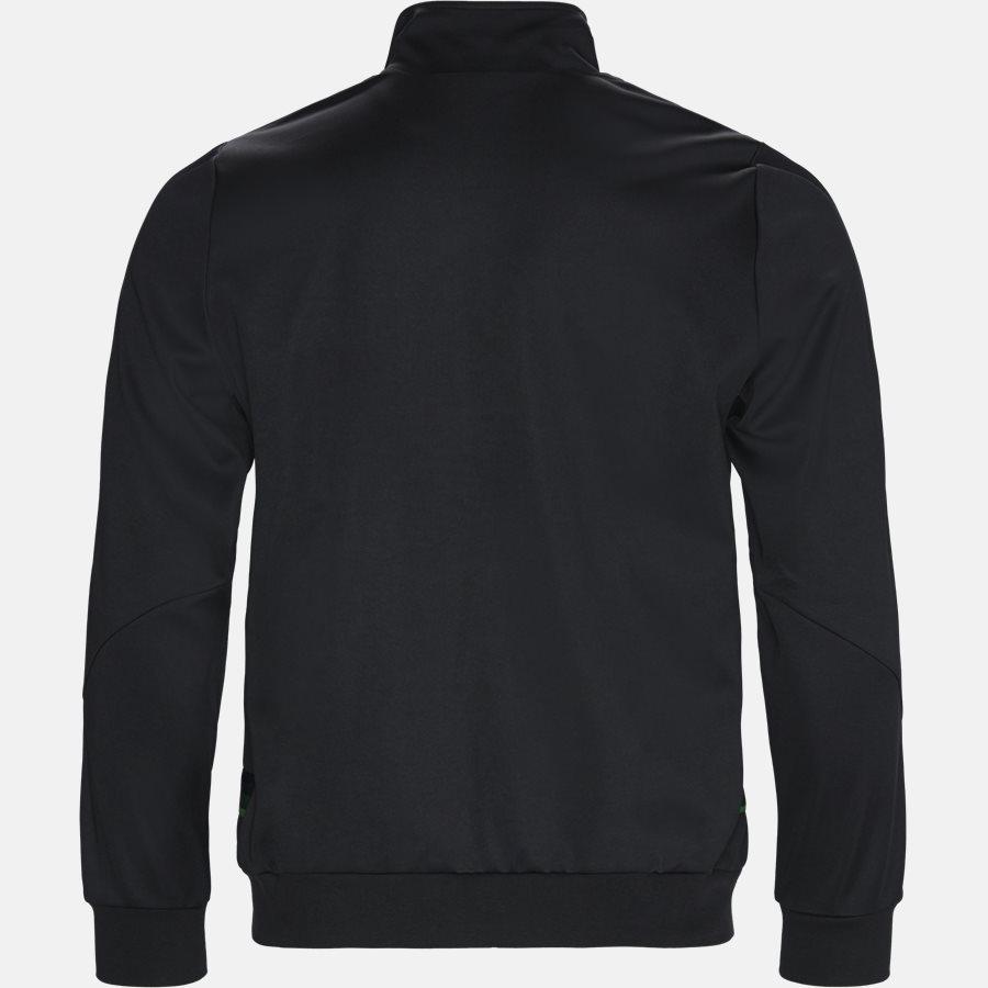 130T A20245 - Sweatshirts - Regular fit - BLACK - 2