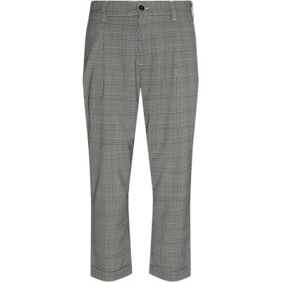 Straight fit | Trousers | Multi