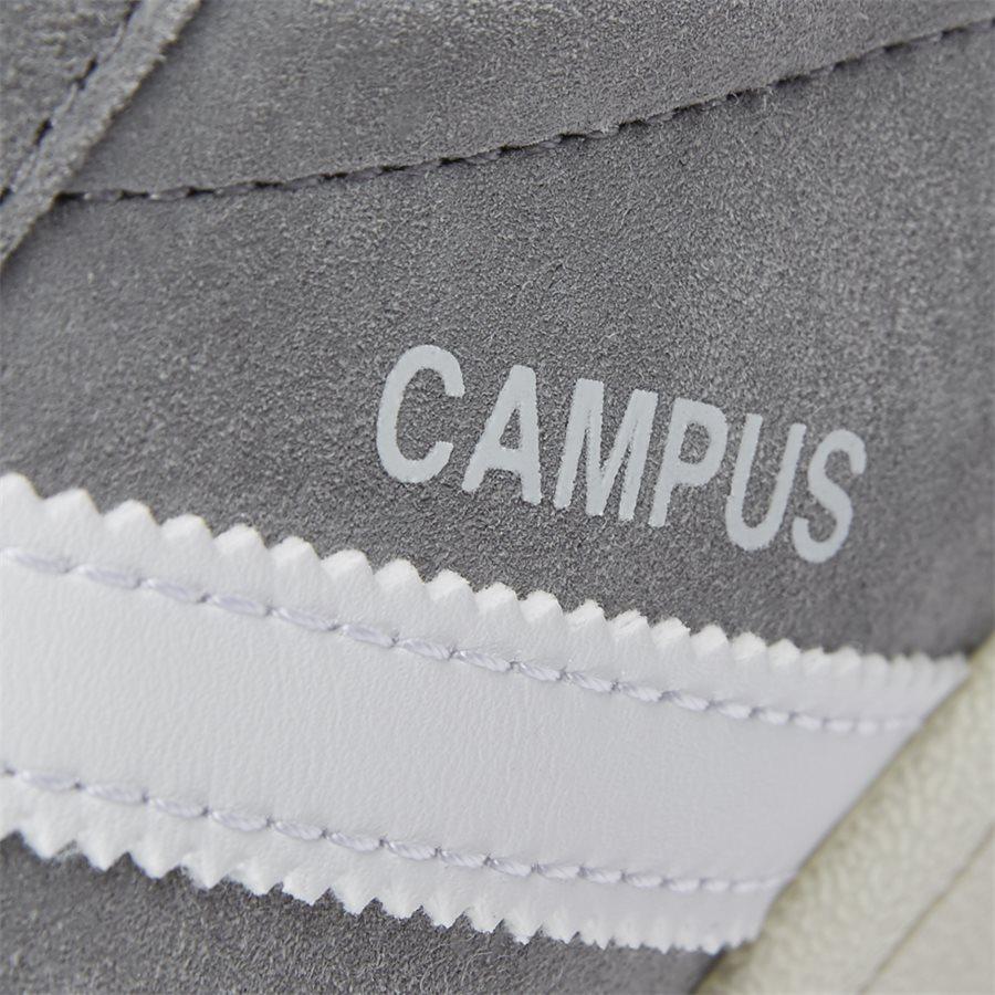 CAMPUS BZ0085 - Campus - Sko - GRÅ - 10