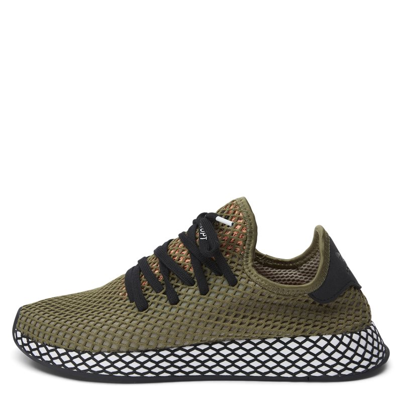 Adidas originals deerupt grøn fra adidas originals på quint.dk