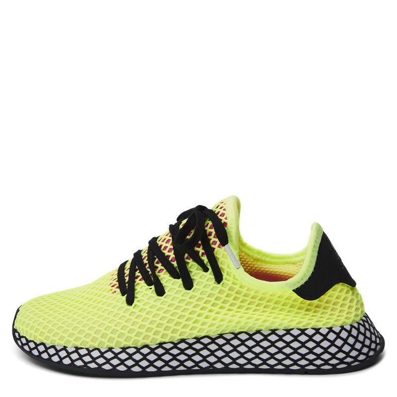 adidas originals Adidas originals deerupt gul fra quint.dk