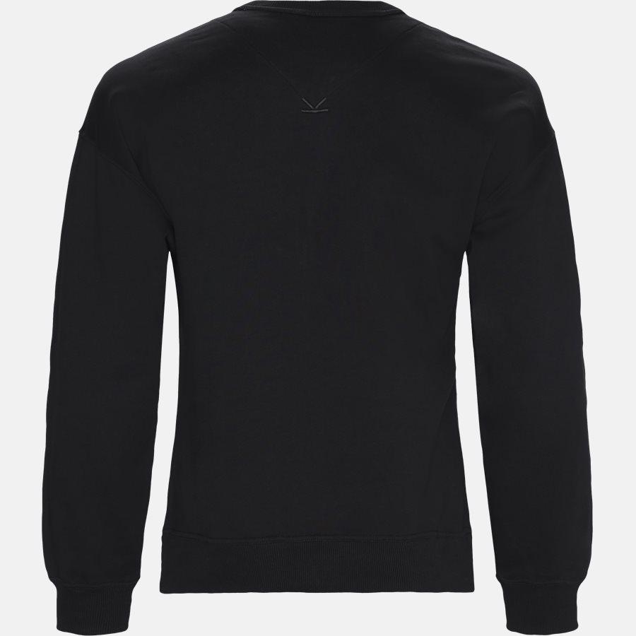 F865SW3084XV - Sweatshirts - Regular fit - BLACK - 2