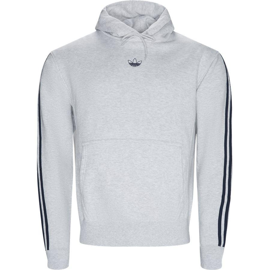 FT BBALL DV3255 - FT Bball Sweatshirt - Sweatshirts - Regular fit - GRÅ - 1