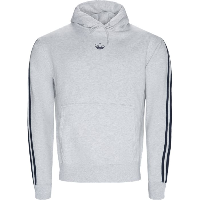 FT Bball Sweatshirt - Sweatshirts - Regular - Grå