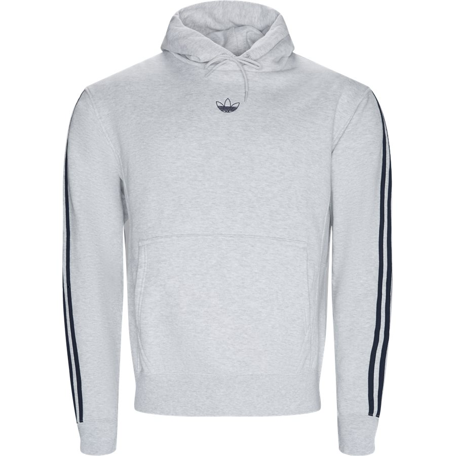 FT BBALL DV3255 - FT Bball Sweatshirt - Sweatshirts - Regular - GRÅ - 1
