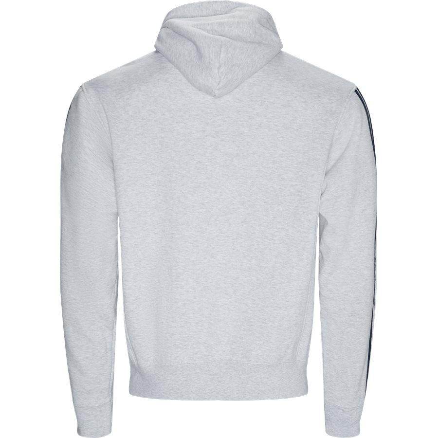 FT BBALL DV3255 - FT Bball Sweatshirt - Sweatshirts - Regular fit - GRÅ - 2