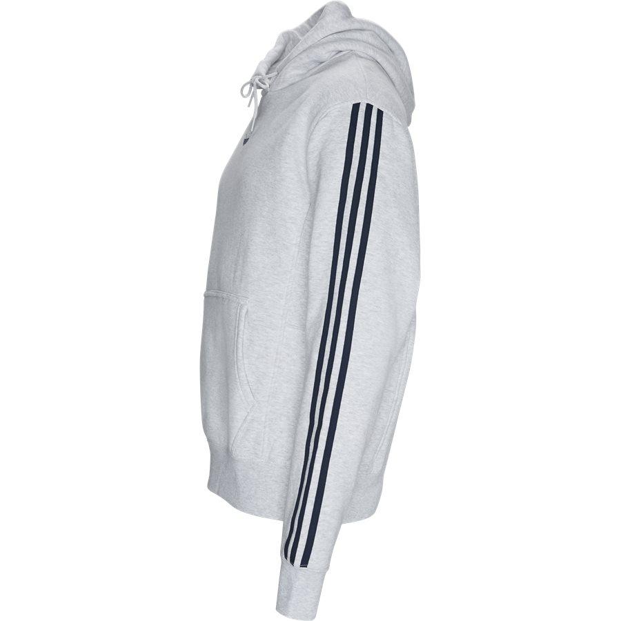 FT BBALL DV3255 - FT Bball Sweatshirt - Sweatshirts - Regular fit - GRÅ - 3