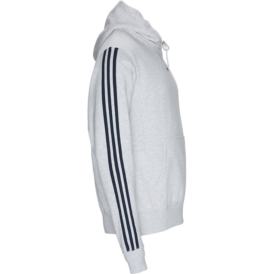FT BBALL DV3255 - FT Bball Sweatshirt - Sweatshirts - Regular fit - GRÅ - 4