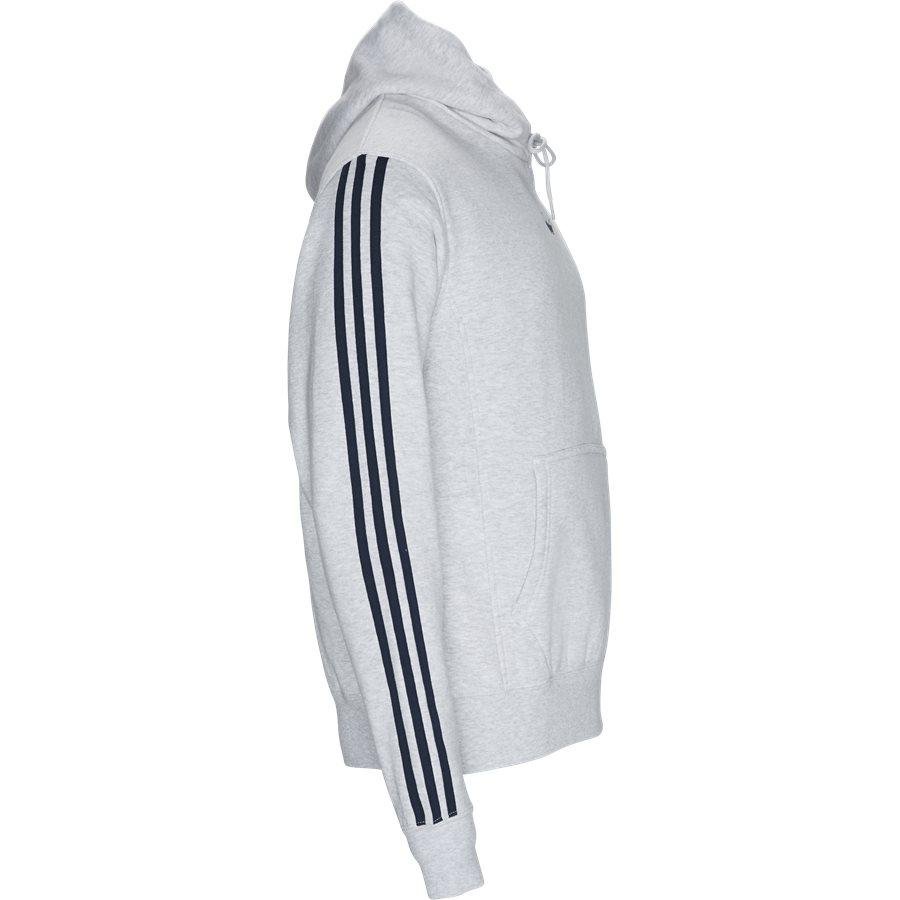 FT BBALL DV3255 - FT Bball Sweatshirt - Sweatshirts - Regular - GRÅ - 4