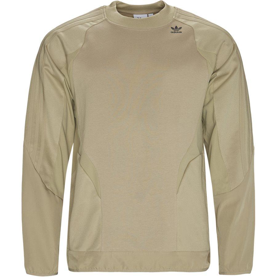 SWEATSHIRT DV1988 - Sweatshirts - SAND - 1