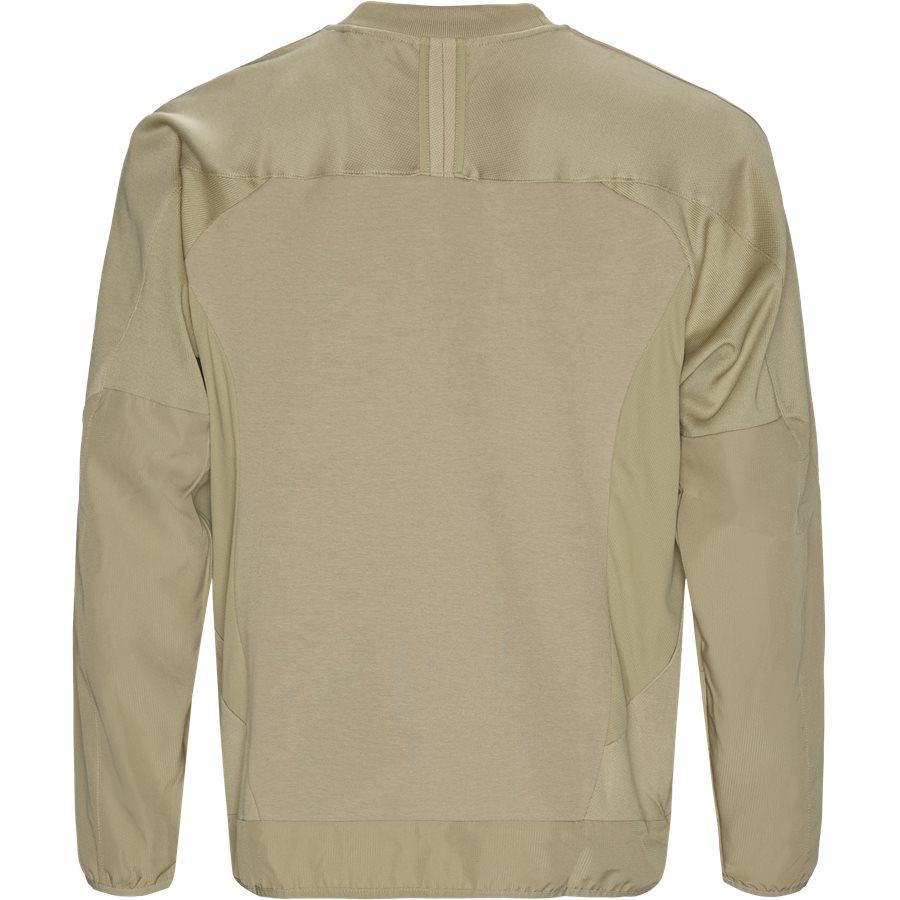 SWEATSHIRT DV1988 - Sweatshirt  - Sweatshirts - Regular - SAND - 2
