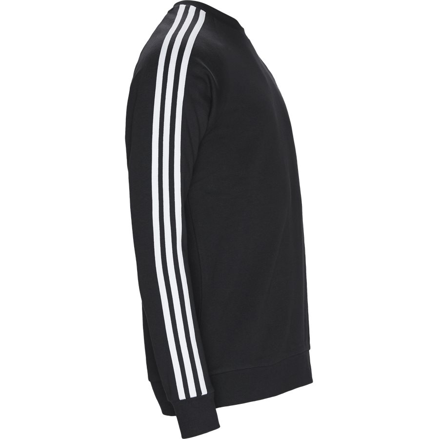 3-STRIPES CREW DV1555 - 3-Stripes Crew - Sweatshirts - Regular fit - SORT - 4
