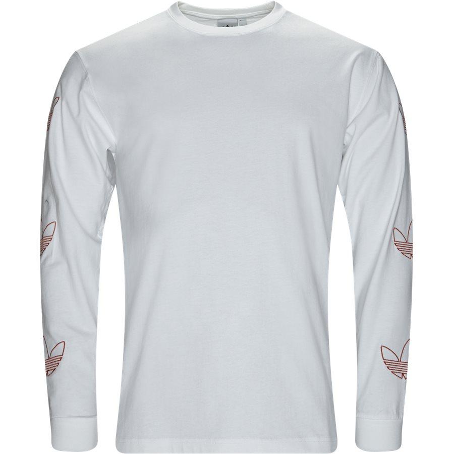 LS TREFOIL DV315 - LS Trefoil - T-shirts - Regular fit - HVID - 1