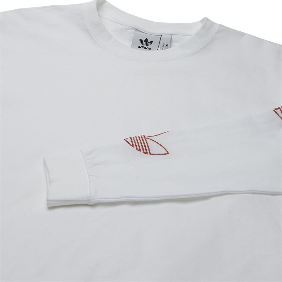 LS TREFOIL DV315 - LS Trefoil - T-shirts - Regular fit - HVID - 3