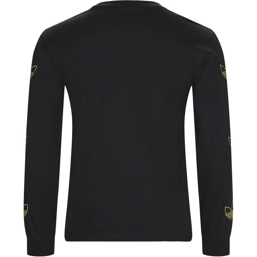 LS TREFOIL DV315 - T-shirts - SORT - 2