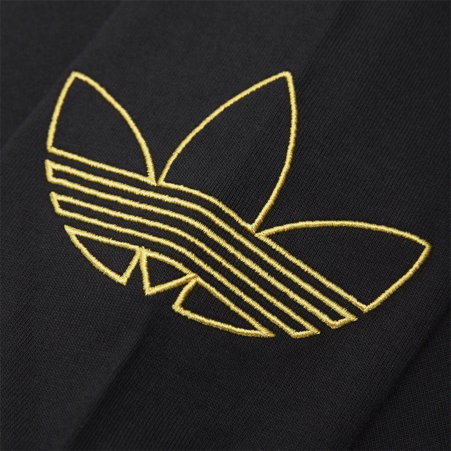 LS TREFOIL DV315 - LS Trefoil - T-shirts - Regular - SORT - 5