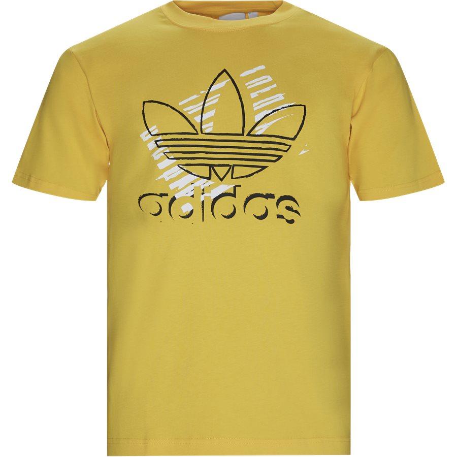 TREFOIL ART DV328 - T-shirts - GUL - 1