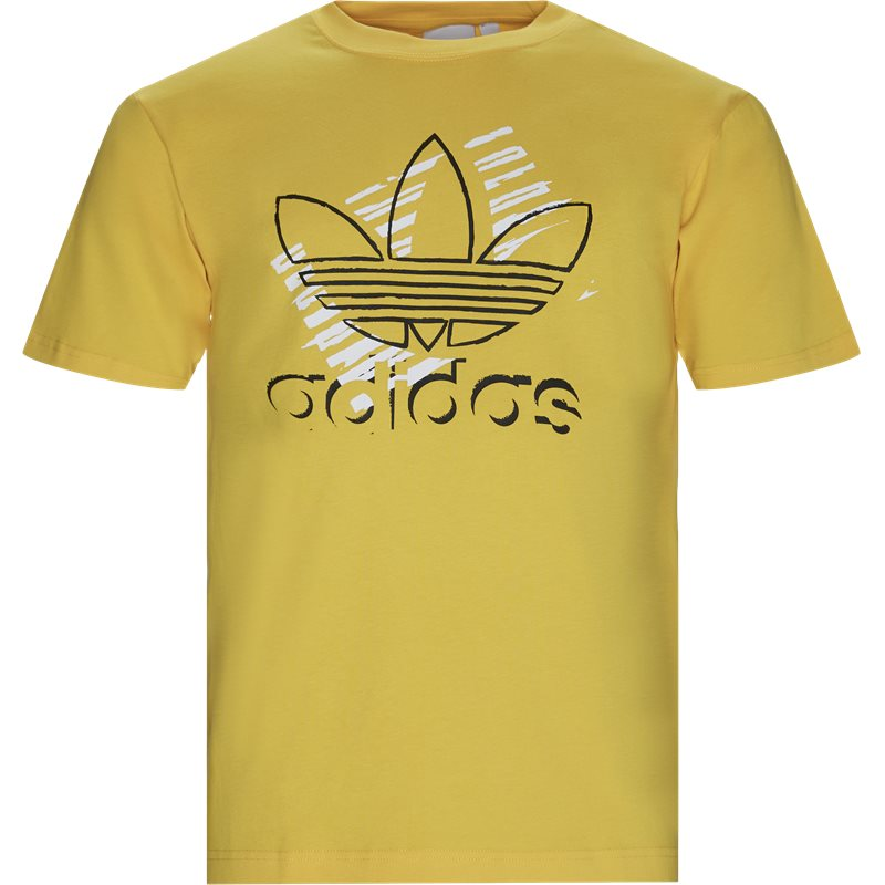 Image of   Adidas Originals Trefoil Art Gul