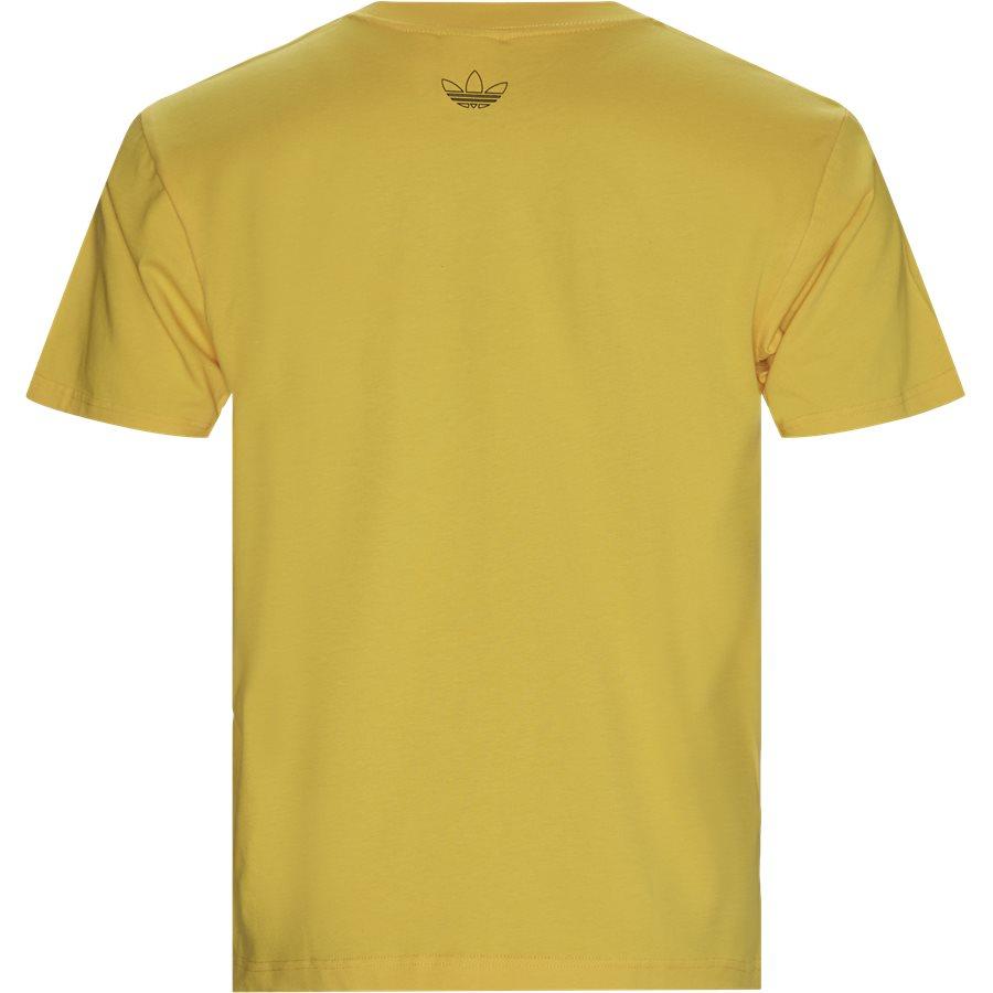 TREFOIL ART DV328 - T-shirts - GUL - 2