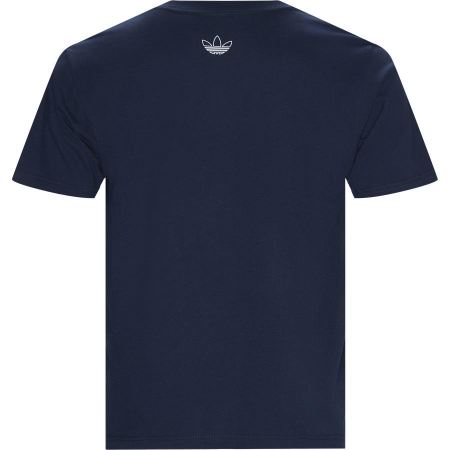 TREFOIL ART DV328 - T-shirts - NAVY - 2