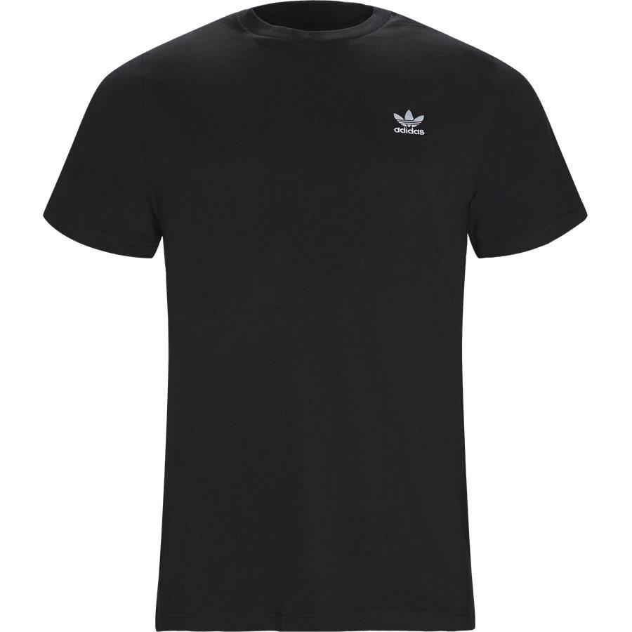 ESSENTIAL DV157 - T-shirts - SORT - 1